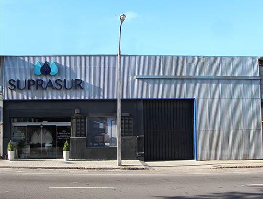 imegen de casa central en Montevideo